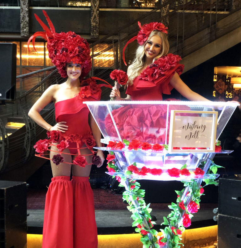 RossetteChamps scaled e1582798042913 779x800 - Guest Arrival & Roving Acts