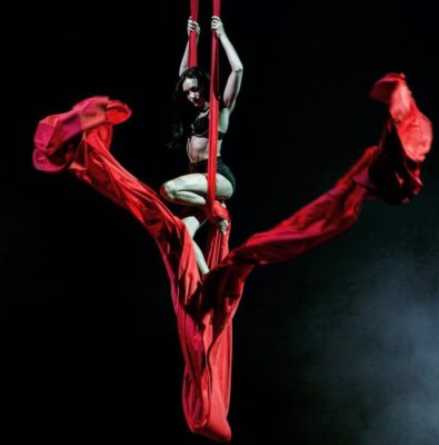 aerial 395x400 - Make your next event take flight with our New Aerialist Performers