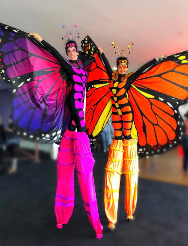Beautiful butterflies 613x800 - Our Top 4 Children Friendly Entertainment Options for 2020