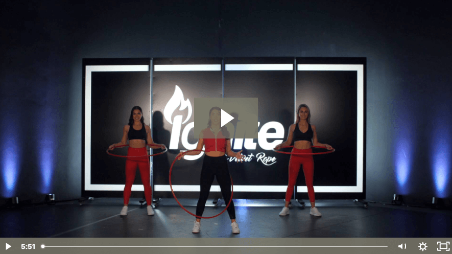 1 2 - Ignite Online | Hula Hooping | Sales Page
