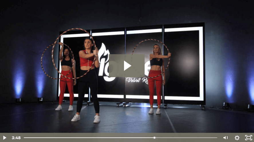 10 1 1 - Ignite Online | Hula Hooping | Sales Page