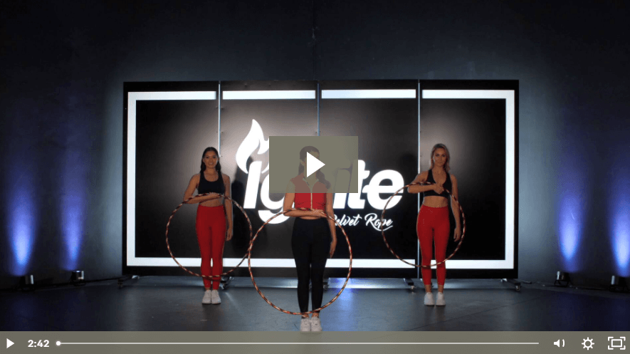 13 1 1 - Ignite Online | Hula Hooping | Sales Page