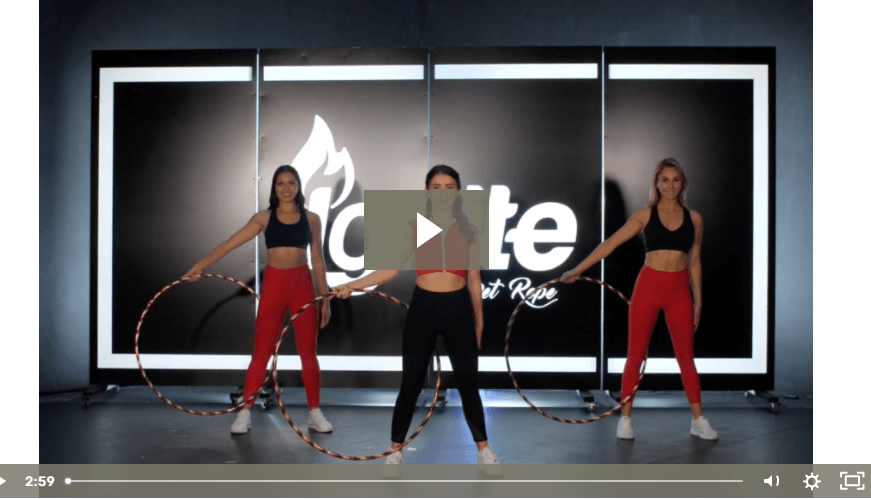 18 2 - Ignite Online | Hula Hooping | Sales Page
