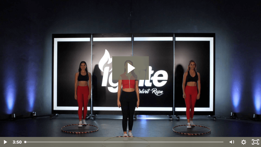 20 1 - Ignite Online | Hula Hooping | Sales Page