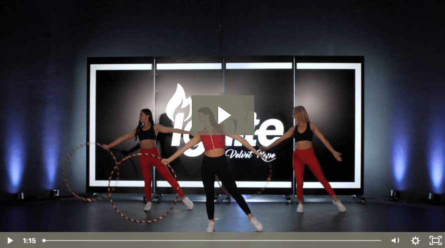 4 1 1 - Ignite Online | Hula Hooping | Sales Page