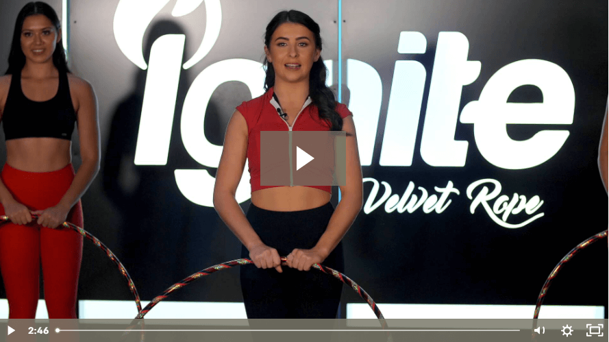 9 1 1 - Ignite Online | Hula Hooping | Sales Page